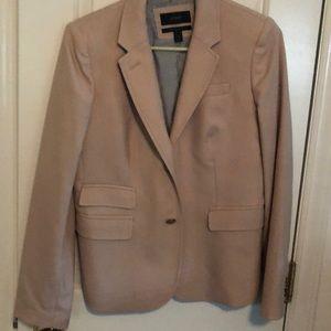 Nude J. Crew schoolboy blazer size 6